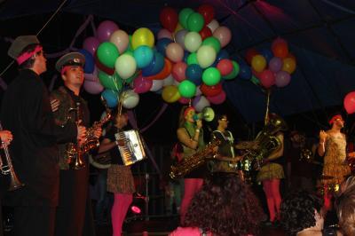 99 Luftballons in Bordeaux